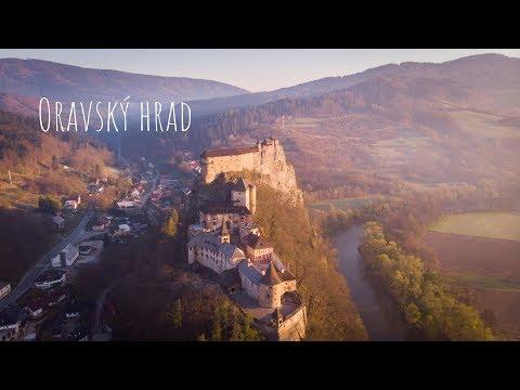 Moje Slovensko: Oravský hrad
