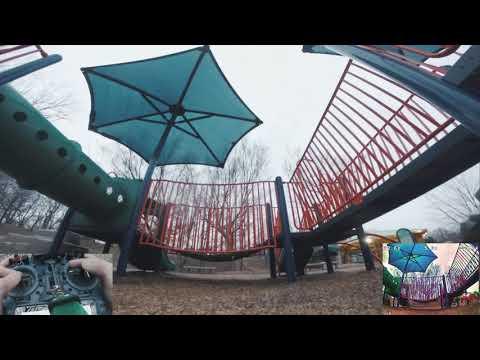 Backwards Tube Roll Challenge + Quad Docking? | FPV Funstyle - UCQEqPV0AwJ6mQYLmSO0rcNA