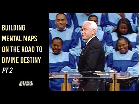 Building Mental Maps on the Road to Divine Destiny, Part 2  Jesse Duplantis