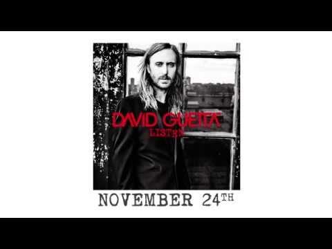 David Guetta - Listen - new album audio mix - davidguettavevo