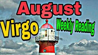 Virgo August2019 EXPLOSIVE OUTPOURING OF ENERGY SWIFT DRAMATIC CHANGE , ACHIEVEMENT GROWTH Tarot