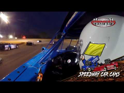 #112 Dairan Hendrix - Cash Money - 7-3-2021 Springfield Raceway - In Car Camera - dirt track racing video image