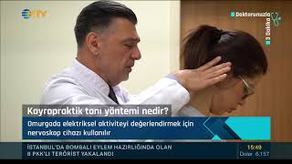 Prof. Dr. Semih Akı Kayropraktik tedavi nedir? Kayropraktik tedavi kimlere uygulanır? NTV
