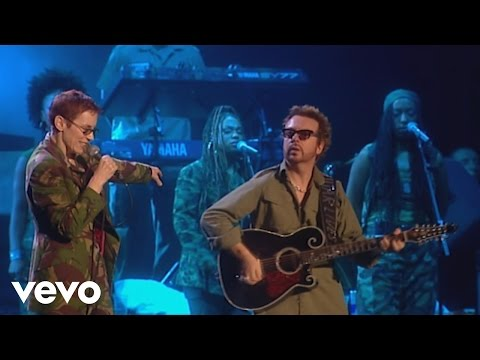 Eurythmics - You Have Placed A Chill In My Heart (Peacetour Live) - UCYkW00cPFkp1UzYON7XZB2A