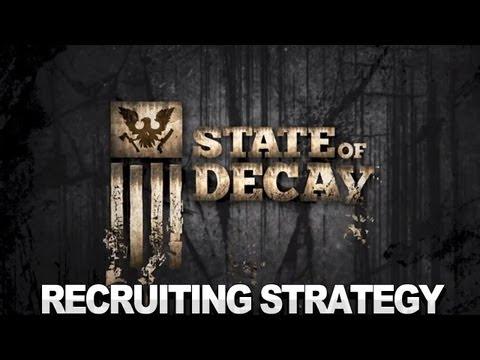 State of Decay - How to Recruit Survivors - UCKy1dAqELo0zrOtPkf0eTMw
