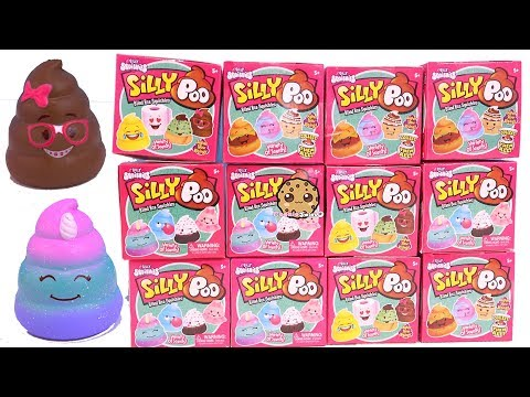Scented Super Soft Squishy Surprise Blind Bags ! Silly Squishies - UCelMeixAOTs2OQAAi9wU8-g