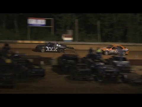 Great Race FWD at Winder Barrow Speedway May 1st 2021 - dirt track racing video image