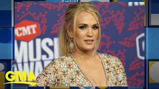 Carrie Underwood will host the 2019 CMA Awards! | GMA