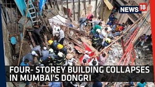 Mumbai Building Collapse: 2 Dead, Several feared trapped in the debris