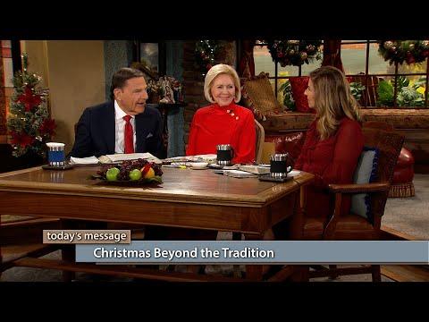 Christmas Beyond the Tradition