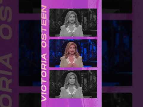 Hold On...  Victoria Osteen  Lakewood Church #Shorts