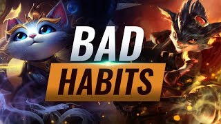 3 Bad Habits That Will Stop You From Climbing Episode 7 - League of Legends Season 9 Tips