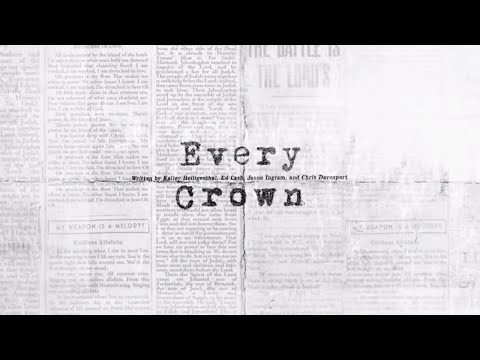Every Crown (Official Lyric Video) - Bethel Music  VICTORY