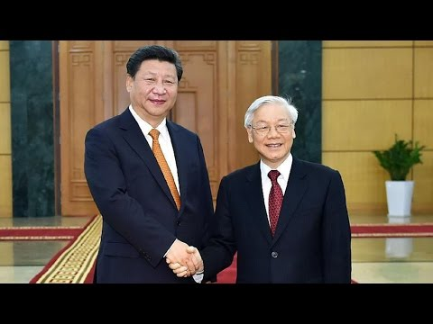 Nguyen Phu Trong's planned visit to Beijing