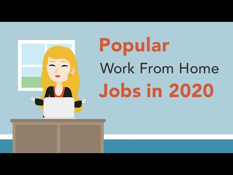 5 Great Jobs You Can Do From Home in 2020  Brian Tracy