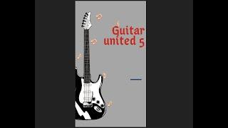 Uruguay guitar United 5