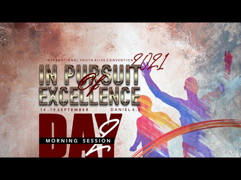 IYAC2021:INT'L YOUTH ALIVE CONVENTION  DAY 2  MORNING SESSION  15, SEPT  2021 FAITH TABERNACLE