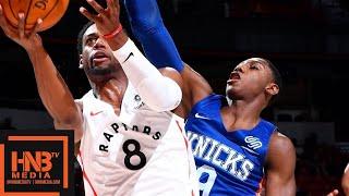 New York Knicks vs Toronto Raptors Full Game Highlights | July 9 | 2019 NBA Summer League