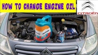 Cambiare olio Citroen C3 1.6 HDI