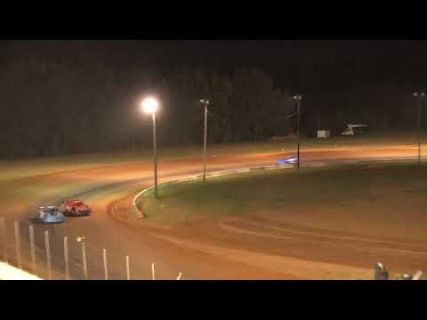 06/25/21 Gladiators CRUSA Street Stock Feature - Oglethorpe Speedway Park - dirt track racing video image
