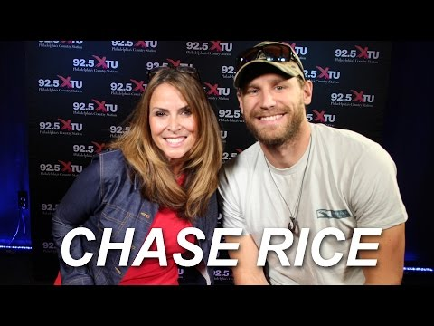 Chase Rice Talks Phillies Concert, New Music and Girl He Is Looking For - UCu6WYFCwEIyrz51m5s9OgTQ
