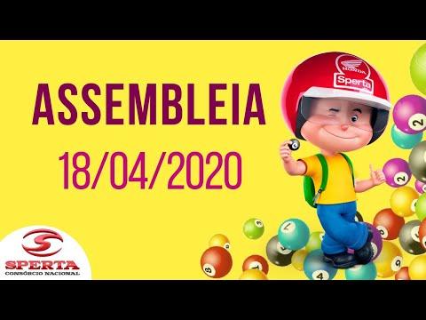 Sperta Consórcio - Assembleia - 18/04/2020