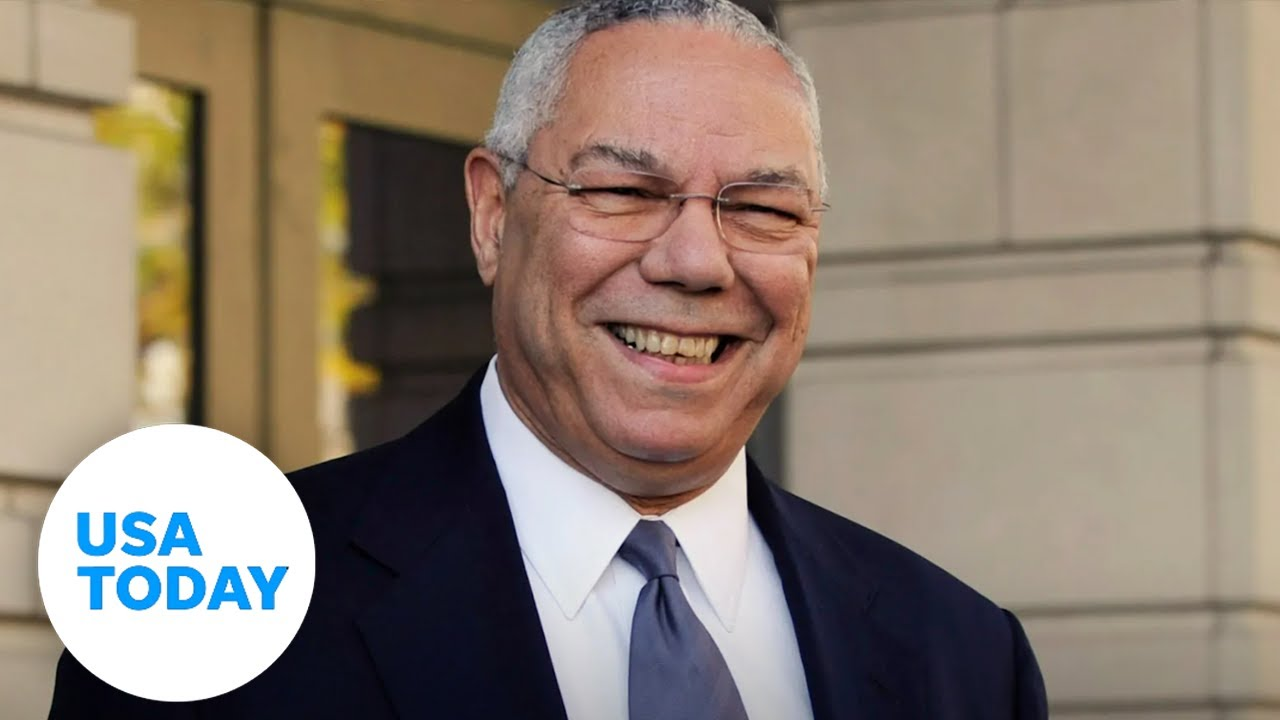 Colin Powell, first Black secretary of state, dies of COVID-19 | USA TODAY