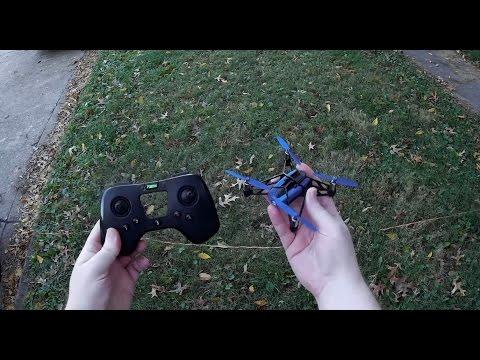 Parrot - Rolling Spider with FlyPad - Flight Review - UCe7miXM-dRJs9nqaJ_7-Qww