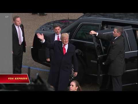 Ủy ban lễ nhậm chức của TT Trump bị điều tra (VOA)