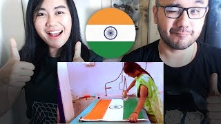 Indonesians React To How The Official Flag Of India Is Made | Brut India