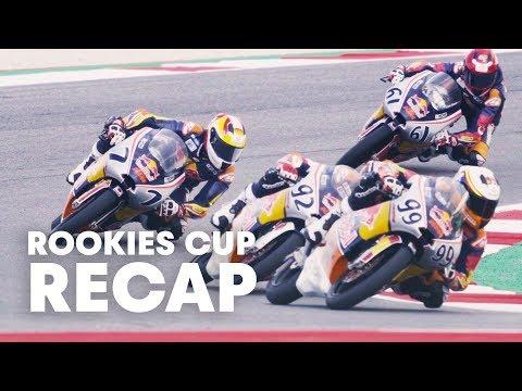 Red Bull MotoGP Rookies Cup 2018 Highlights: Misano, Italy - UC0mJA1lqKjB4Qaaa2PNf0zg