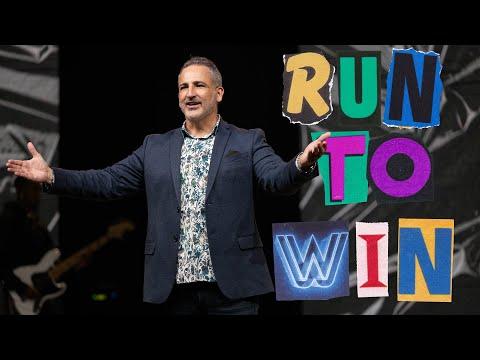 Run to Win  Pastor Michael Turner