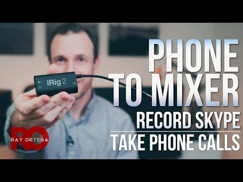 Best Way to Connect a Phone (iPhone, Android) to a Mixer. - UCPLkRC-rFU_nPNO7aVap7iQ