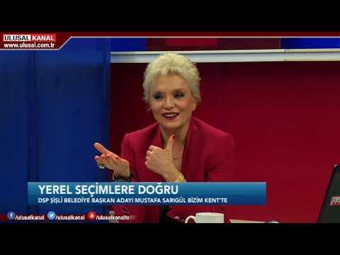 Bizim Kent - 23 Mart 2019 - Gülgûn Feyman Budak - Mustafa Sarıgül - Ulusal Kanal
