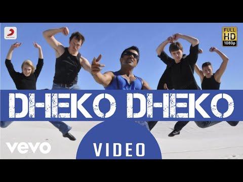Aadhavan - Dheko Dheko Video | Suriya - UCTNtRdBAiZtHP9w7JinzfUg