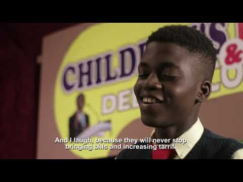 THE FIRST KID PRESIDENT (Written and Directed by Kunle Adepoju)