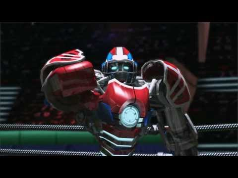 Real Steel World Robot Boxing [Official Trailer] - default