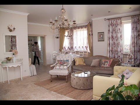 Cozy family nest Provence style near Kiev