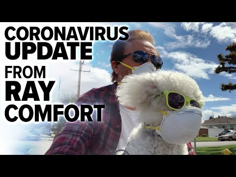 Coronavirus Update from Ray Comfort
