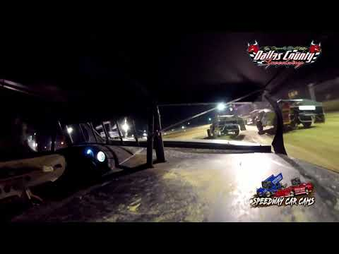 #11 Jimmy Willis - USRA B Mods - 6-18-2021 Dallas County Speedway - In Car Camera - dirt track racing video image
