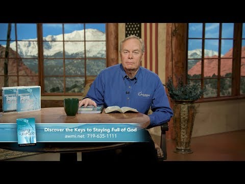 Discover The Keys to Staying Full of God: Week 2, Day 2 - The Gospel Truth