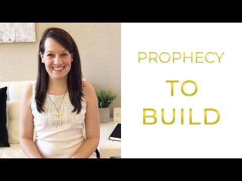 Prophetic Word: To Build