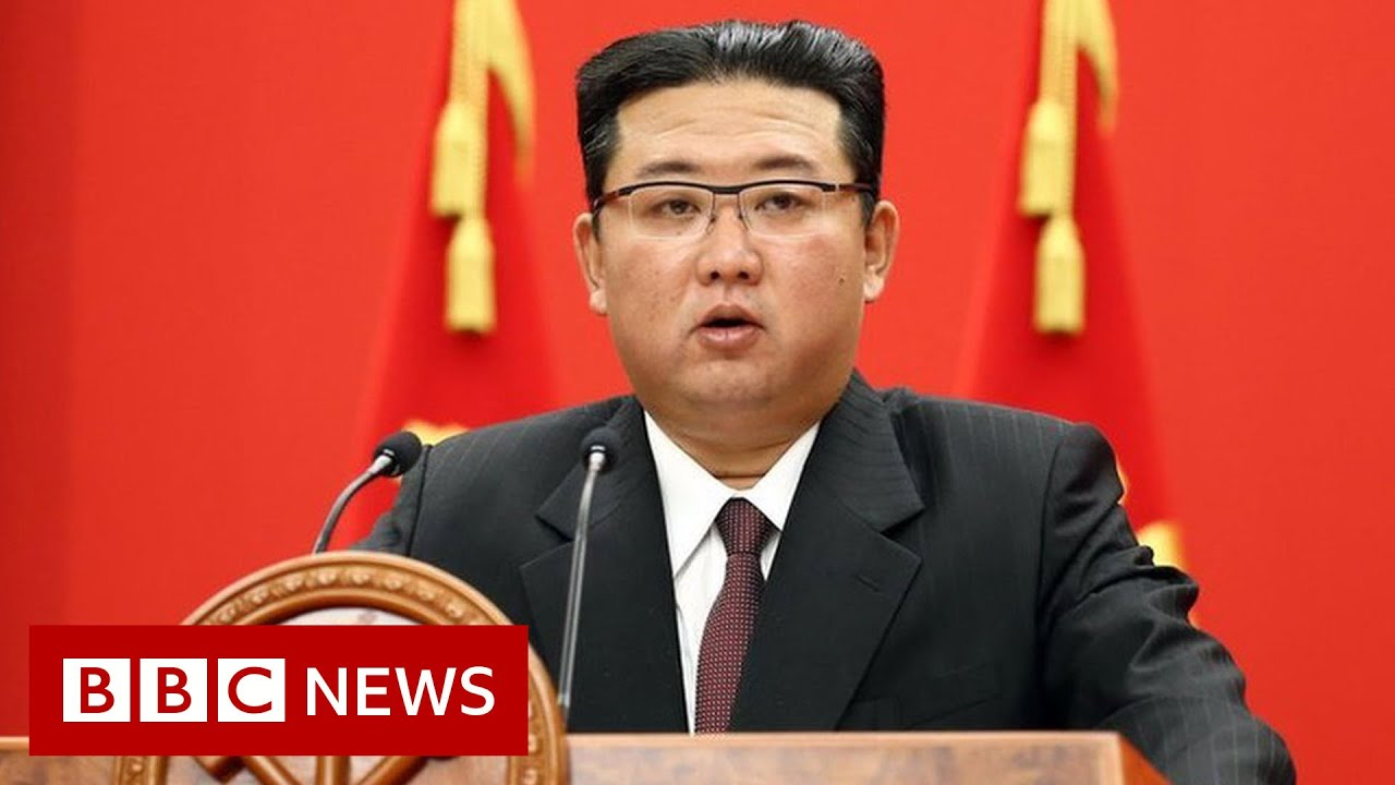 North Korea fires suspected submarine-launched missile off Japan – BBC News
