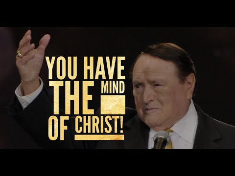 YOU HAVE THE MIND OF CHRIST!