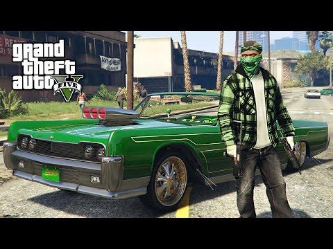 GTA 5 Real Life Thug Mod #33 - HITMAN!! (GTA 5 Mods