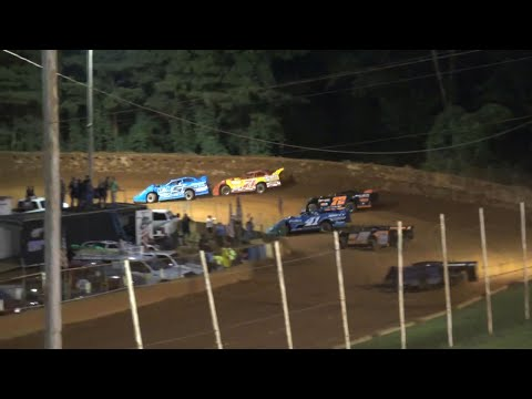 602 Late Model at Winder Barrow Speedway July 3rd 2021 - dirt track racing video image