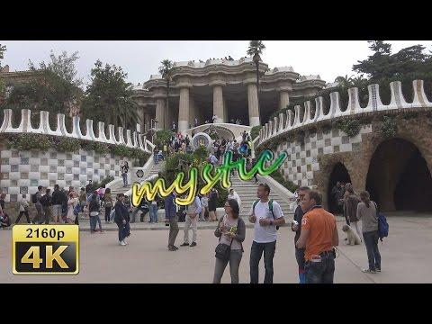 Barcelona, City Tour by Bus, Blue Line - Spain 4K Travel Channel - UCqv3b5EIRz-ZqBzUeEH7BKQ