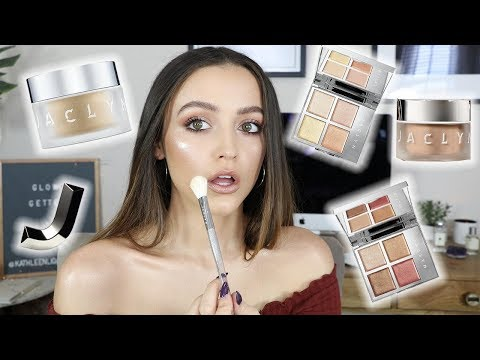 JACLYN COSMETICS HIGLIGHT COLLECTION...not what I expected..... - UC8v4vz_n2rys6Yxpj8LuOBA