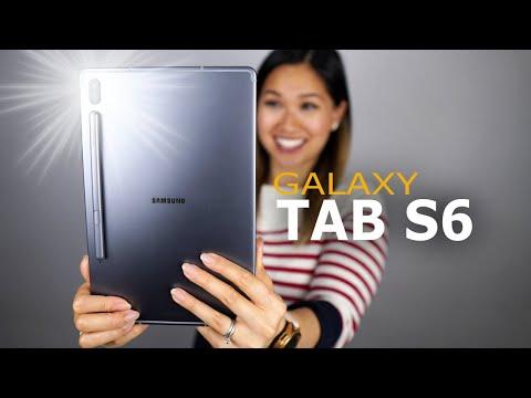 Samsung Galaxy Tab S6 Unboxing: Impressive! - UCOGJ1pFCYj65_kDgAlHRH8w