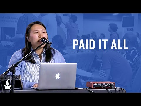 Paid It All -- The Prayer Room Live Moment